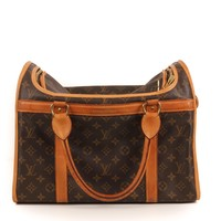Louis Vuitton Animal Carrier