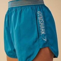 Gymshark Running Shorts - Deep Teal