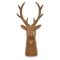 George Home Stag's Head Ornament   Home & Garden   George at ASDA