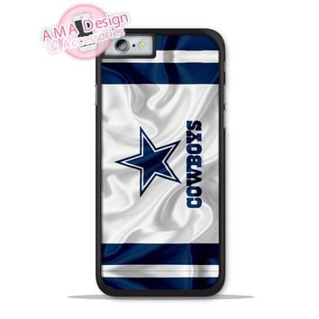 Dallas Cowboys Football Flag Phone Cover Case For Apple iPhone X 8 7 6 6s Plus 5 5s SE 5c 4 4s For iPod Touch