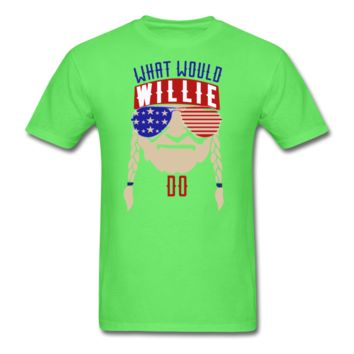 What would Willie Do Men's T-Shirt