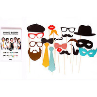 Doiy Photo Booth Props For Parties