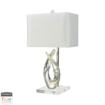 Savoie Table Lamp - with Philips Hue LED Bulb/Bridge
