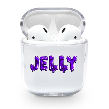 Jelly Airpods Case