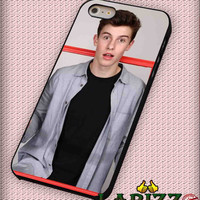 """Shawn Mendes shoot take for iphone 4/4s/5/5s/5c/6/6+, Samsung S3/S4/S5/S6, iPad 2/3/4/Air/Mini, iPod 4/5, Samsung Note 3/4 Case """"007"""""""