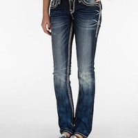 Rock Revival Berry Straight Stretch Jean