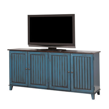 Martin Furniture Eclectic Ellington 72 in. TV Console