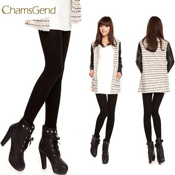 Chamsgend Newly Design Fashion Women Girls Autumn Velvet Skinny Pantyhose Female Tights 160630 Drop Shipping
