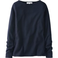 WOMEN EXTRA FINE MERINO BOAT NECK SWEATER | UNIQLO