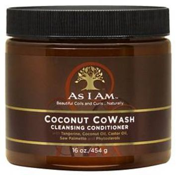 As I Am Coconut Cleansing Conditioner - 16 oz