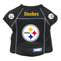 Pittsburgh Steelers Pet Jersey Size S