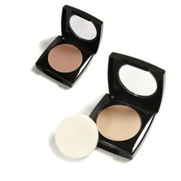 Danyel Deep Bronze Mini Compact  with Danyel' Translucent Powder