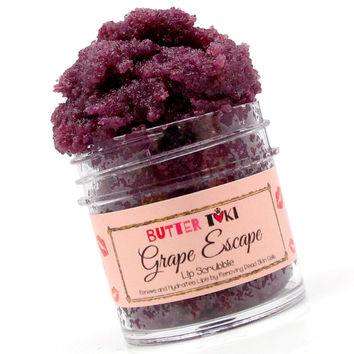 Grape Escape Brown Sugar Lip Scrubbie 1oz