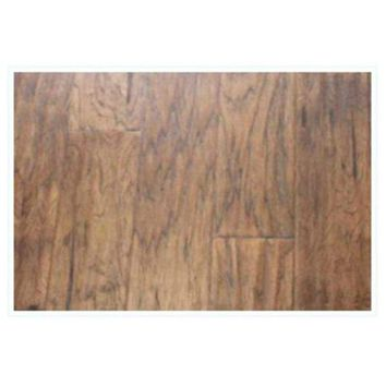 "RedGate Flooring HC-AL Hill Country Hickory Antelope Flooring, 3/8"" x 48""L"