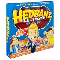 Hedbanz Electronic Board Game