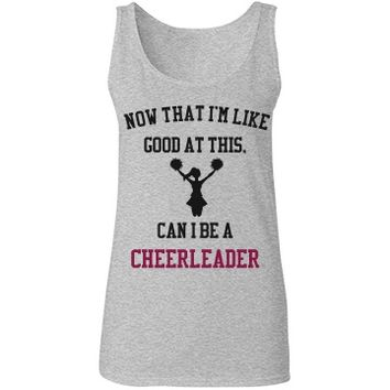 Can i be a cheerleader: Creations Clothing Art