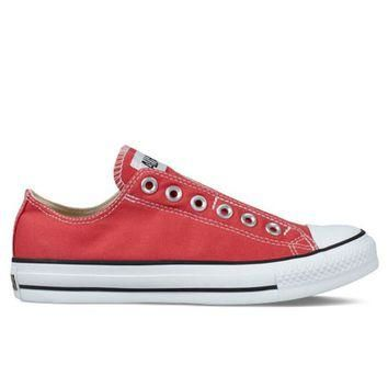 Converse Chuck Taylor Slip - Tomato Low-Top Sneaker