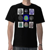 Brain Images Tshirts from Zazzle.com