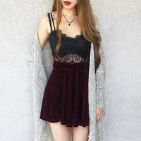 Underground Lace Top