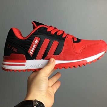 ADIDAS ZX750 Cortex cloth sports shoes L-CSXY