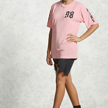 Oversized 98 Babe Graphic Tee