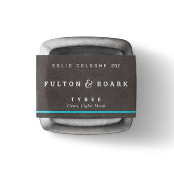 Fulton and Roark - Tybee Solid Cologne