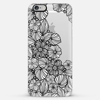my grey garden iPhone 6 Plus case by Julia Grifol Diseñadora Modas-grafica | Casetify