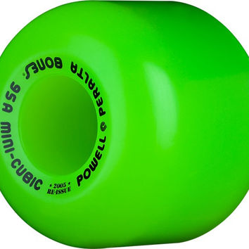 Powell Peralta Mini Cube (95a) Green 64mm