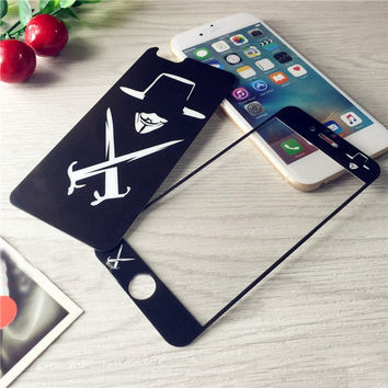V for Vendetta Screen Protector for iPhone