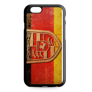 Porsche German Logo iPhone 6 Case