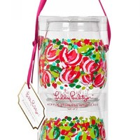 Lilly Pulitzer Wild Confetti Acrylic Stemless Wine Glasses