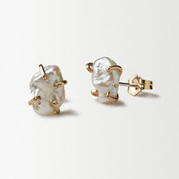 Alana Duvaros Polished Finale Earrings