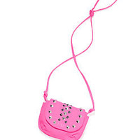 Studded Crossbody Bag - PINK - Victoria's Secret