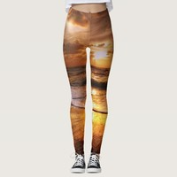 Sunsets Leggings 2