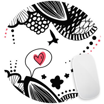 Splashes of Summer Mouse Pad Decal