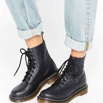 Dr Martens Pascal 8 Eye Boots at asos.com