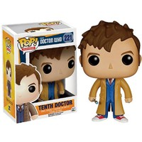 Doctor Who Pop! Vinyl Figures - 10th Doctor : Forbidden Planet