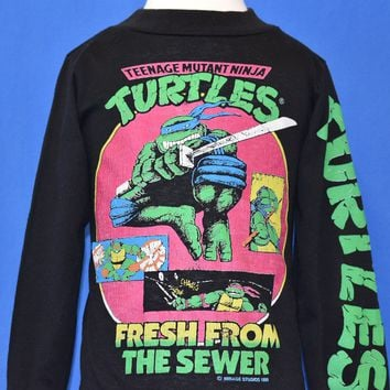 90s Teenage Mutant Ninja Turtles From the Sewer Toddler t-shirt 2T