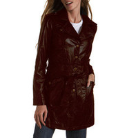 Retro To Go: Seventies style trench coat from La Redoute