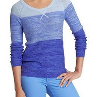 Women's Lightweight Crew-Neck Sweaters | Old Navy