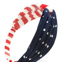 Stars and Stripes Headwrap | Forever 21 - 1000221680