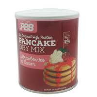 Protein Pancake Mix Straw 16Oz