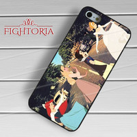 Disney Princess The Beatles - zFzF for  iPhone 4/4S/5/5S/5C/6/6+s,Samsung S3/S4/S5/S6 Regular/S6 Edge,Samsung Note 3/4