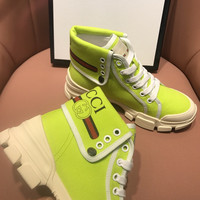 GUCCI Women Canvas Sneaker