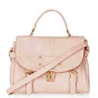 Small Soft Zip Satchel