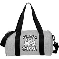 Forever Cheer: Custom MV Sport Pro-Weave Workout Duffel Bag - Customized Girl