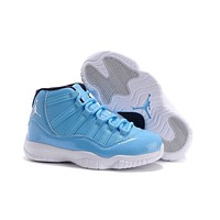 Air Jordan 11 Retro Pantone Toddler Kids Shoes Child Sneakers
