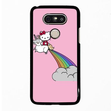 HELLO KITTY UNICORN LG G5 Case Cover