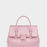 Versace Embroidered Palazzo Empire Bag for Women   US Online Store