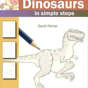 How to Draw Dinosaurs in Simple Steps (How to Draw)